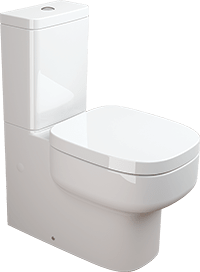 BE YOU BTW Compact toilet - Sanitana