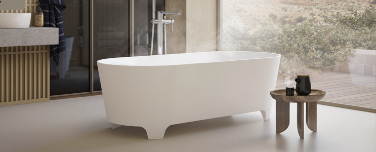 Aman bathtub